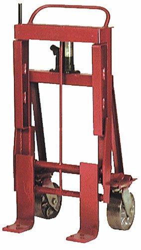 Wesco 260095 Rais-N-Rol Machinery Mover, Urethane Wheels,...