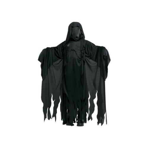 [Dementor Costume - Small] (Harry Potter Dementor Fancy Dress Costume)