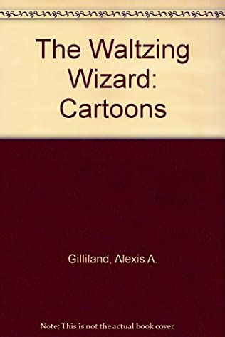book cover of The Waltzing Wizard