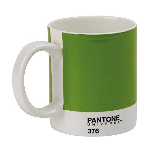 Whitbread Wilkinson Pantone Bone China Mug, Mini, Mushy Pea 376