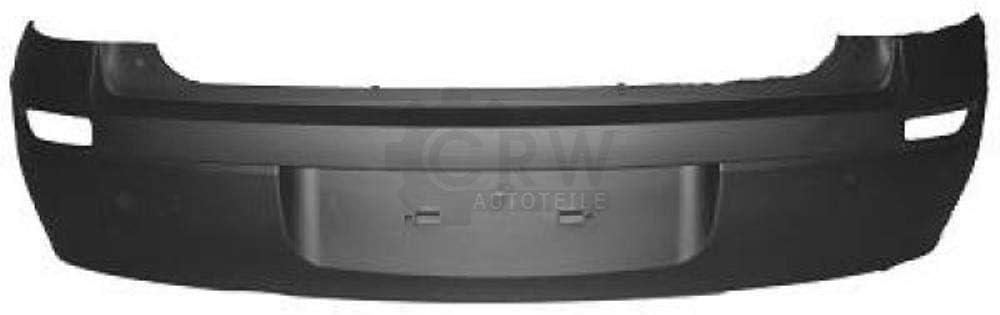 Sto/ßstange hinten f/ür Corsa C Bj 00-03 ABS Kunststoff schwarz-grau