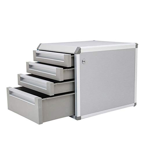 (Desktop Office File Cabinet Data File Cabinet Short Cabinet with Lock Stationery Multilayer Article Storage Sort Out)