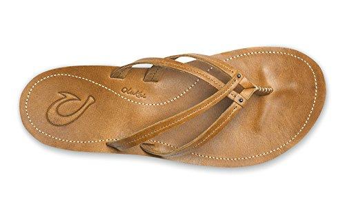 OluKai Womens UI Sandal Sahara/Sahara cheap sale store huge surprise for sale with credit card jBJMWbugb
