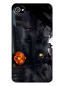 iphone Protective fashionable New Style Halloween TPU Cover/Case/Shell for iphone 4/4s