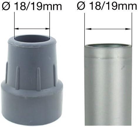 Amazon.com: Conteras de goma 18 mm 3/4 Heavy Duty: Cantidad ...