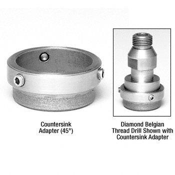 CRL 1'' Adjustable Diamond Countersink adaptor - 2202582