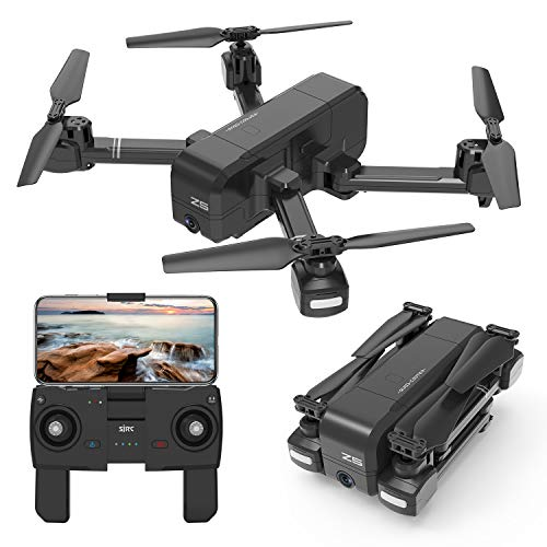 HEYGELO Z5 GPS 2.7K RC Drones with FHD Camera for Adults and Teen, Foldable FPV Drone with Auto Return Home, Follow Me…