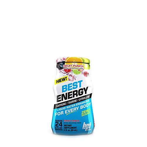 BPI SPORTS Best Energy – Fruit Punch