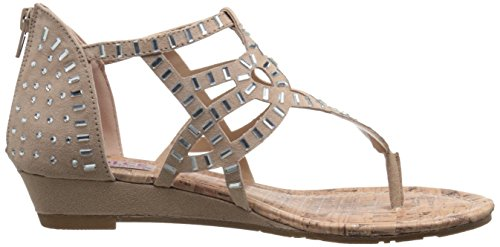 Natural Candy Women's Sandal by Dolce Moxy Mojo Wedge wCSH0qg