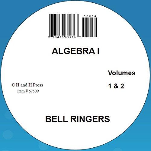 Algebra I Bell Ringers Volumes 1 & 2 ()