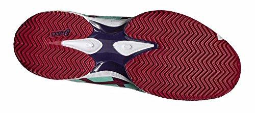 Asics–Gel Padel Professional 2SG, Farbe Grün, Größe uk-4