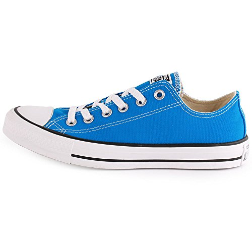 139791C Electric Blue Converse Taylor All Star Chuck BLAU Ypxx0w4Xq