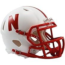 NCAA Nebraska Cornhuskers Speed Mini Helmet