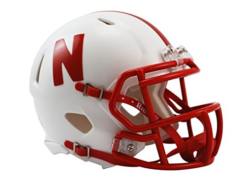 NCAA Nebraska Cornhuskers Speed Helmet