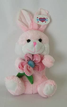 Pink 11inch easter rabbit plush teddy bear mothers day teddies pink 11inch easter rabbit plush teddy bear mothers day teddies baby cuddly soft toy birthday gift negle Gallery