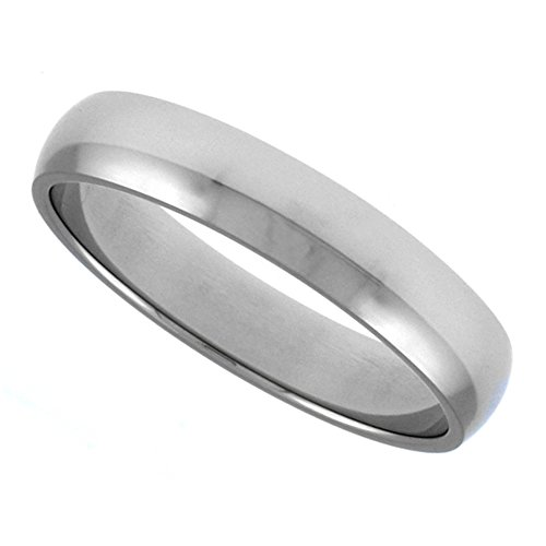 Surgical Stainless Wedding Polished Comfort