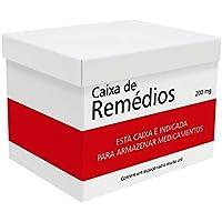 Caixa de Remédios, GeGuton, Branca/Estampa, Divertidos