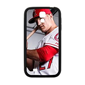Cool painting mike trout Phone Case for Samsung Galaxy S4