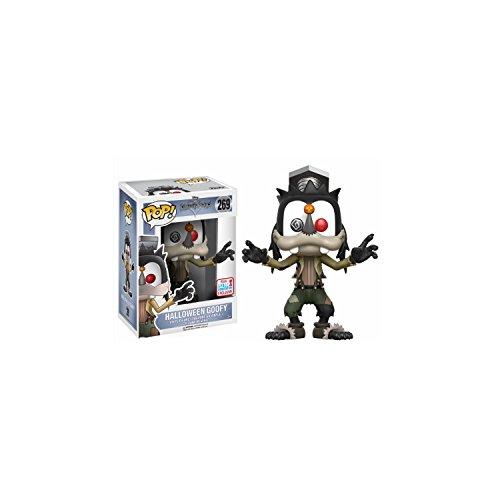 Funko Pop! Disney #269 Kingdom Hearts Halloween Goofy (2017 Fall Convention Exclusive) (Toy Kingdom Halloween 2017)