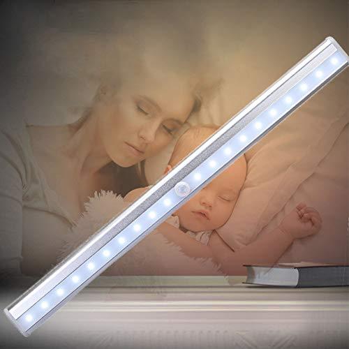 20leds rechargeable usb cabinet light