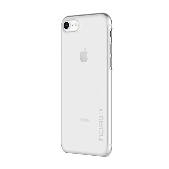 new product 6503f db781 Incipio Feather Pure iPhone 8 Case with Clear Ultra-Thin Snap-On Design for  iPhone 8 - Clear