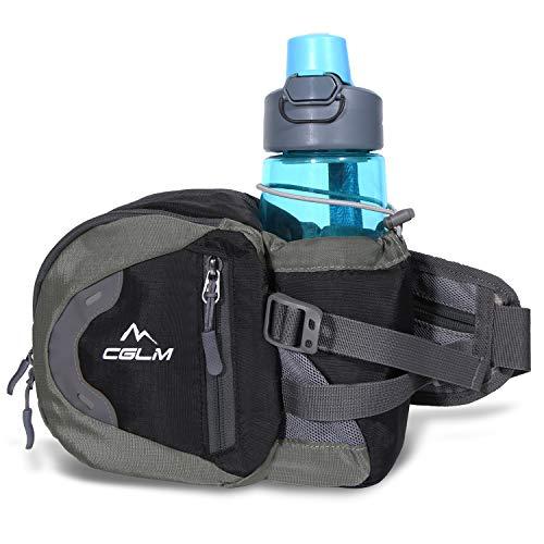 Best Waist Bag For Running Hiking - CGLM Hiking Waist Bag Running Waist