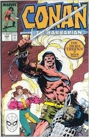 No.208 Vol.1 1988 James Owsley & Val Semeiks Conan the Barbarian