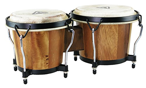 Tycoon Percussion TB-8BJM 6 & 7 Jamjuree Wood Ritmo Bongos by Tycoon Percussion