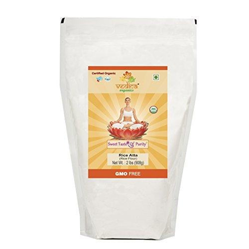 Organic Rice Atta (Rice Flour)