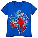 Disney Metallic Spider-Man Tee