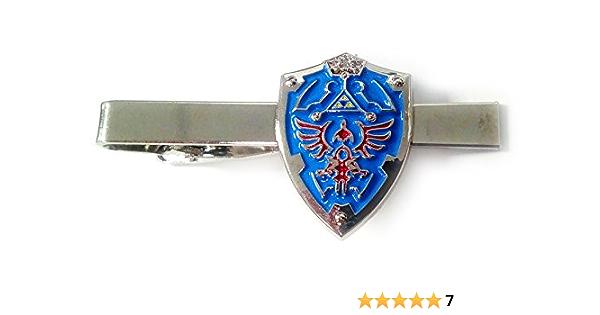 Zelda cufflinks Zelda jewelry the legend of zelda Zelda for men gift for him husbend gift,Zelda symbol Legend of Zelda Zelda tie clip
