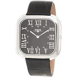 Swisstek Men's SK21208G Limited Edition Stainless Steel Ultra Thin Swiss Quartz Watch