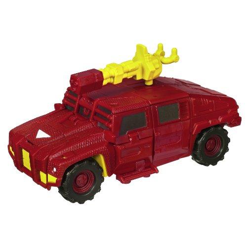 (Iron Man Transformers - Jeep)