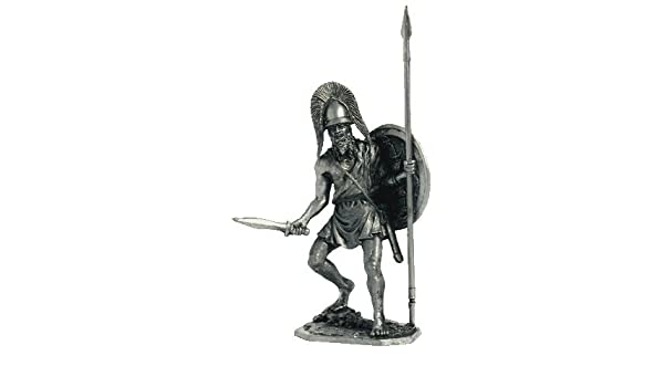 R28 Tin Toy Soldiers Metal Sculpture Miniature Figure Collection 54mm Russia Soldier cuirassier regiment scale 1//32