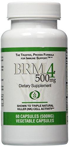 Daiwa Health Development BRM4 500 mg 60 Vegetable Capsules - 500 Mg 60 Veggie Capsules