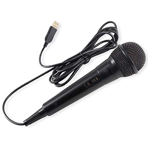 Microphone With Usb - Jys Ns Ps4 Wii Pc Xbox 360 One Universal Usb