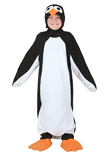 The Penguin Costumes (Big Boys' Happy Penguin Costume Small)