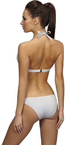 SHE Conjuntos de Bikinis para Mujer Bianca Gris Claro (207)