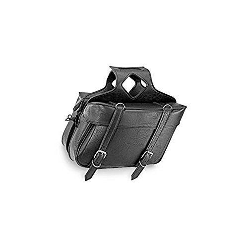 All American Rider Box Style X-Large Slant Saddlebags (All American Rider)