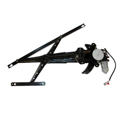 1996-2000 Honda Civic Coupe 2 Door Power Window Regulator with Motor Right Passenger Side (1996 96 1997 97 1998 98 1999 99 2000 00)