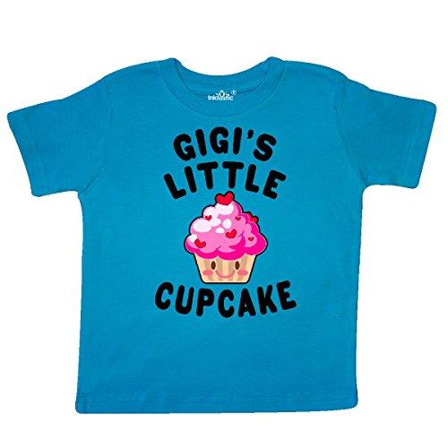 inktastic - Gigis Little Cupcake Toddler T-Shirt 2T Turquoise 31500