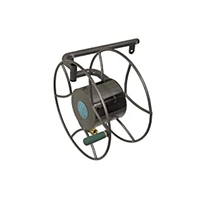 Amazon Com Yard Butler Srwm 180 Wall Mounted Hose Reel