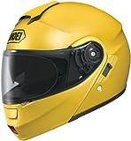 Shoei Neotec Brilliant Yellow SIZE:XXL Full Face Motorcycle Helmet