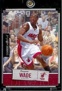 2005 06 Upper Deck Rookie Debut Dwayne Wade Miami Heat