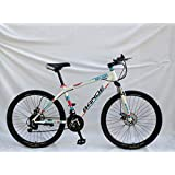 Pedalease Bande Carbon Steel Mountain Bike (Multicolour)