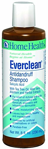 Home Health Everclean Antidandruff Shampoo, 8 Ounce - 6 per case. ()