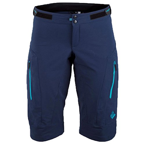 Sweet Protection Hunter Enduro Shorts - Women's Midnight Blue X-Small -