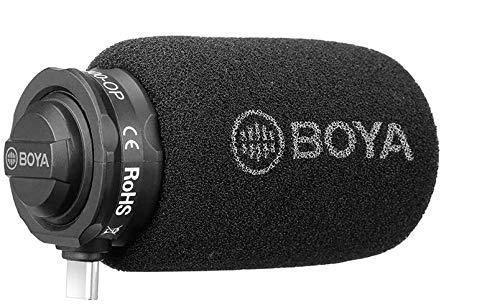 BOYA BY-DM100-OP Digital Shotgun Condenser Microphone for DJI OSMO Pocket
