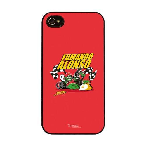 Diabloskinz H0026-0066-0057 Fumondo Alonso Schutzhülle für Apple iPhone 4/4S