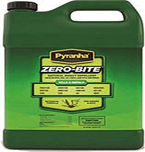Pyranha 001ZEROG 068263 Zero-Bite Natural Insect Repellent